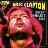Download Eric Clapton Knockin' On Heaven's Door sheet music and printable PDF music notes
