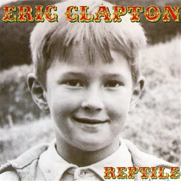 Eric Clapton, Superman Inside, Guitar with strumming patterns
