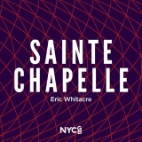 Download Eric Whitacre 'Sainte-Chapelle' printable sheet music notes, Classical chords, tabs PDF and learn this Choral SSAATTBB song in minutes