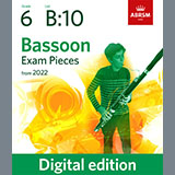 Download Errollyn Wallen Miriam, Miriam (Grade 6 List B10 from the ABRSM Bassoon syllabus from 2022) sheet music and printable PDF music notes
