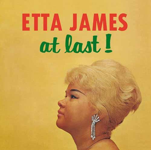 Etta James, At Last, Piano, Vocal & Guitar (Right-Hand Melody)