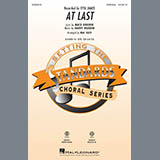 Download Etta James At Last (arr. Mac Huff) sheet music and printable PDF music notes