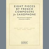Download Eugène Bozza Aria sheet music and printable PDF music notes