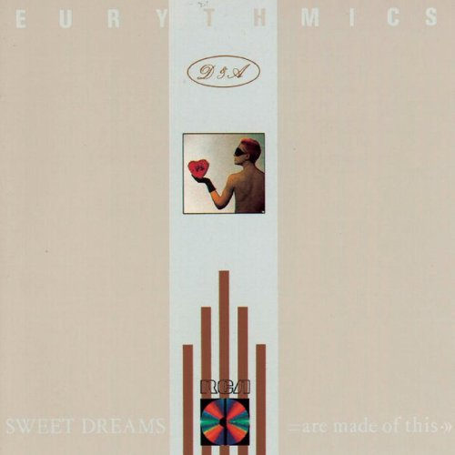 Eurythmics, Here Comes The Rain Again, Piano, Vocal & Guitar (Right-Hand Melody)