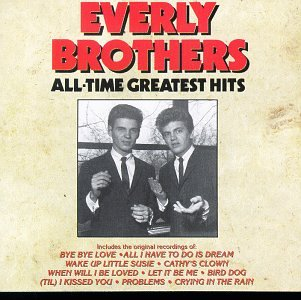 Everly Brothers, Wake Up Little Susie, Piano, Vocal & Guitar (Right-Hand Melody)