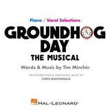 Download Tim Minchin Everything About You (from Groundhog Day The Musical) sheet music and printable PDF music notes