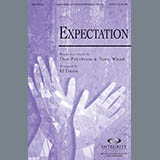 Download BJ Davis 'Expectation' printable sheet music notes, Contemporary chords, tabs PDF and learn this SATB song in minutes