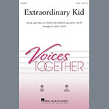 Download John Jacobson & Mac Huff 'Extraordinary Kid' printable sheet music notes, Light Concert chords, tabs PDF and learn this 2-Part Choir song in minutes