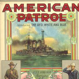Download F.W. Meacham The American Patrol sheet music and printable PDF music notes