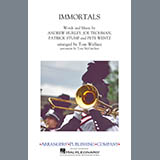 Download Fall Out Boy Immortals (from Big Hero 6) (arr. Tom Wallace) - Snare sheet music and printable PDF music notes