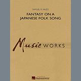 Download Samuel R. Hazo Fantasy On A Japanese Folk Song - Eb Baritone Saxophone sheet music and printable PDF music notes