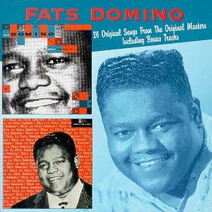 Fats Domino, Blueberry Hill, Piano & Vocal