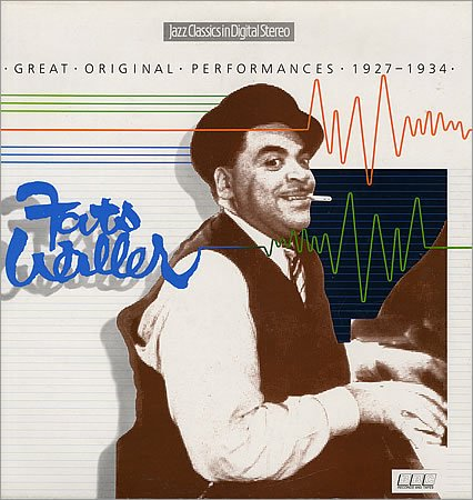 Fats Waller, Alligator Crawl, Piano