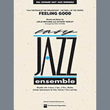 Download Rick Stitzel 'Feeling Good - Conductor Score (Full Score)' printable sheet music notes, Jazz chords, tabs PDF and learn this Jazz Ensemble song in minutes
