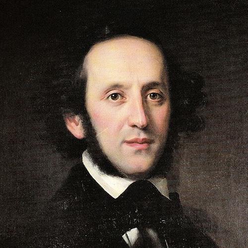 Felix Mendelssohn, Andante Tranquillo from Sonata No3, Organ