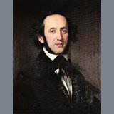 Download Felix Mendelssohn Consolation sheet music and printable PDF music notes