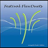 Download Frank J. Halferty 'Festival FlexDuets - Violin' printable sheet music notes, Classical chords, tabs PDF and learn this String Ensemble song in minutes