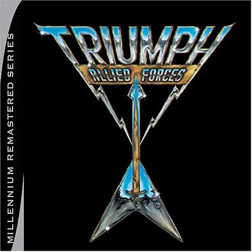 Triumph, Fight The Good Fight, Guitar Tab