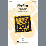 Download Owl City 'Fireflies (arr. Mac Huff)' printable sheet music notes, Pop chords, tabs PDF and learn this 3-Part Mixed Choir song in minutes