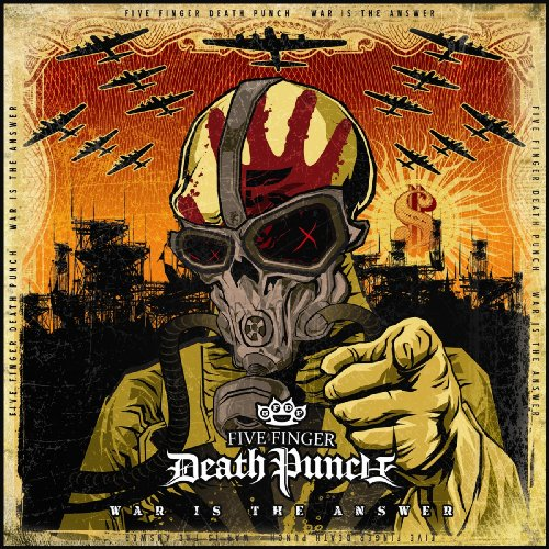 Five Finger Death Punch, Hard To See, Guitar Tab