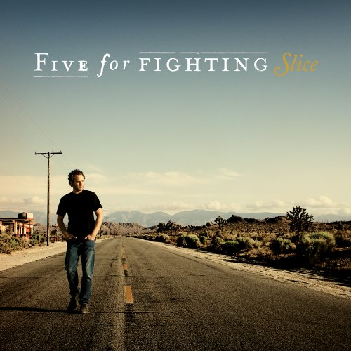 Five For Fighting, Chances, Piano, Vocal & Guitar (Right-Hand Melody)