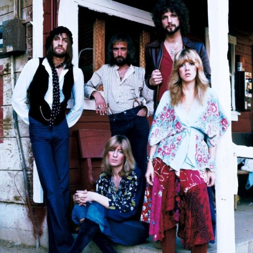 Fleetwood Mac, Rhiannon, Piano, Vocal & Guitar (Right-Hand Melody)