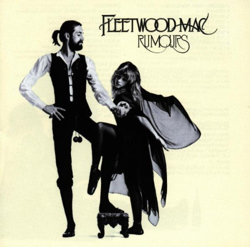 Fleetwood Mac, The Chain (extract) - Grand Prix Theme, Piano, Vocal & Guitar (Right-Hand Melody)