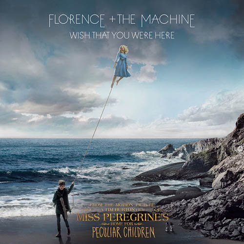 Florence And The Machine, Wish That You Were Here, Piano, Vocal & Guitar (Right-Hand Melody)