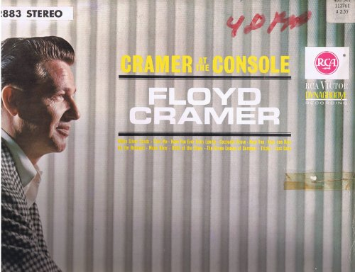 Floyd Cramer, On The Rebound, Piano, Vocal & Guitar (Right-Hand Melody)
