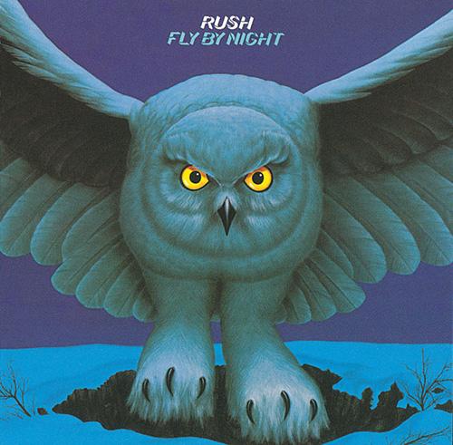 Rush, Fly By Night, Guitar Tab