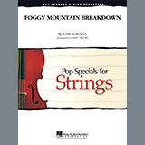 Download Larry Moore Foggy Mountain Breakdown - Violin 3 (Viola Treble Clef) sheet music and printable PDF music notes