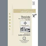 Download Folk Song Tecolote (arr. Judith Herrington) sheet music and printable PDF music notes