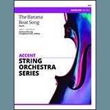 Download Frank J. Halferty Banana Boat Song, The (Day-O) - Full Score sheet music and printable PDF music notes