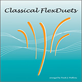 Download Frank J. Halferty 'Classical FlexDuets - Bb Instruments' printable sheet music notes, Unclassified chords, tabs PDF and learn this Wind Ensemble song in minutes