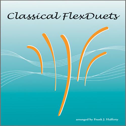 Frank J. Halferty, Classical FlexDuets - Flute, Wind Ensemble