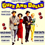 Download Frank Loesser 'Adelaide's Lament (from Guys And Dolls)' printable sheet music notes, Musical/Show chords, tabs PDF and learn this Piano, Vocal & Guitar (Right-Hand Melody) song in minutes