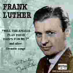 Download Frank Luther Christmas Is A-Comin' (May God Bless You) sheet music and printable PDF music notes