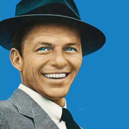 Frank Sinatra, All The Way, Guitar Tab