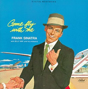 Frank Sinatra, Come Fly With Me (arr. Mac Huff), TTBB