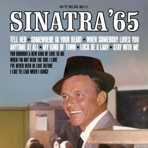 Frank Sinatra, Luck, Be A Lady, Piano, Vocal & Guitar (Right-Hand Melody)