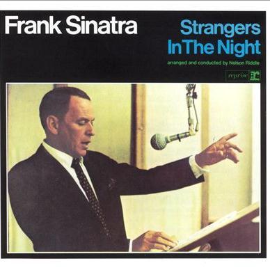 Frank Sinatra, Strangers In The Night, Easy Piano