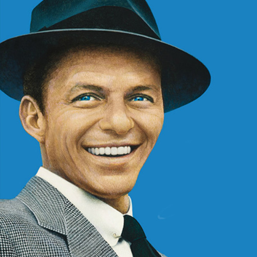 Frank Sinatra, World We Knew (Over And Over), Piano, Vocal & Guitar (Right-Hand Melody)