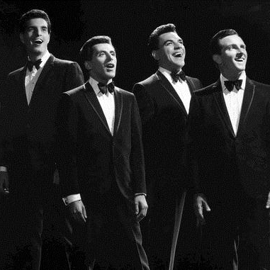 Frankie Valli & The Four Seasons, Working My Way Back To You, Lyrics & Chords