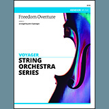 Download Caponegro 'Freedom Overture - Full Score' printable sheet music notes, Classical chords, tabs PDF and learn this Orchestra song in minutes