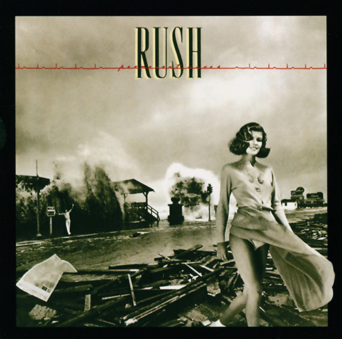 Rush, Freewill, Guitar Tab