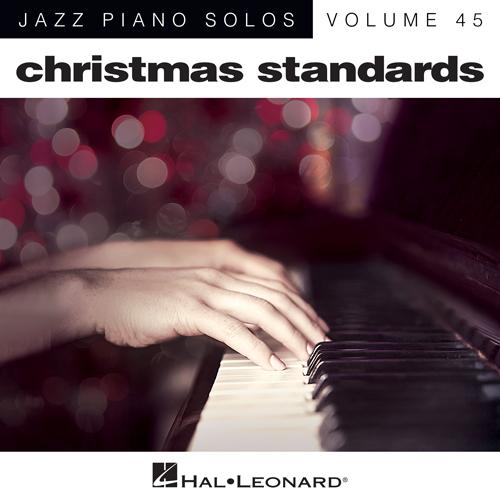 Jack Rollins, Frosty The Snow Man [Jazz version] (arr. Brent Edstrom), Piano
