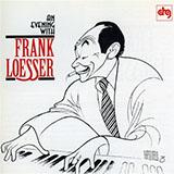 Download Frank Loesser Fugue For Tinhorns sheet music and printable PDF music notes