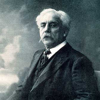 Gabriel Fauré, In Paradisum (from Requiem), Piano