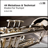 Download Gary Ziek 44 Melodious & Technical Etudes For Trumpet sheet music and printable PDF music notes