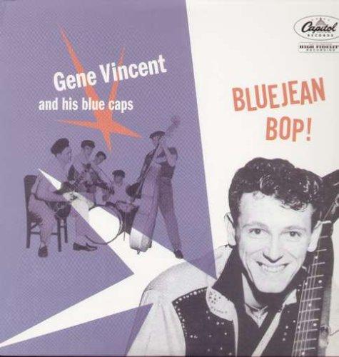 Gene Vincent, Be-Bop-A-Lula, Easy Guitar Tab
